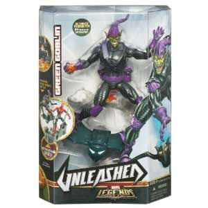 Legends Unleashed 360 Action Figure   Green Goblin Toys & Games