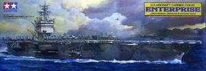 TAM78007 USS Enterprise Carrier 1 350 Tamiya