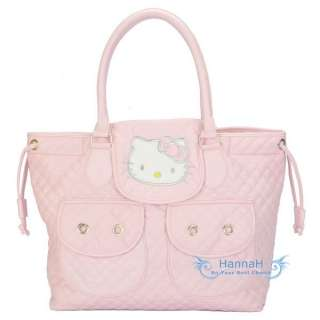 Hello Kitty Boston Travelling Bag Handbag Tote FA334
