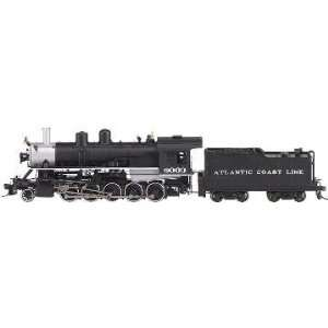 STEAM LOCOMOTIVE 2 10 0 DECAPOD ATLANTIC COAST LINE #8003: Toys