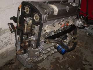 92 01 Honda Prelude H22 built motor engine H22A vtec long block 115.1