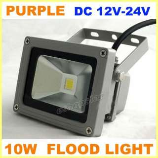 10W Wall Wash Light Flood Light LED Spot Lights 12V 24V 8 Colors Ip65