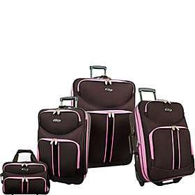 Traveler San Marino 4 Piece Luggage Set