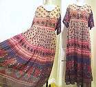 pale Pink SHEER plunging FESTIVAL hippie Gypsy maxi Dress Boho
