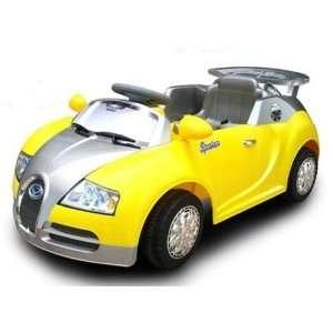 Bugatti Radio Remote Control Car with  Function Sport Toy Car Toys