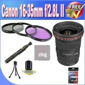 Lens Case + Zing MicroFiber Cleaning Cloth + Lens Pen Cleaner + Lens