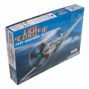P 51D Mustang IV Fighter 1 72 by Hobby Boss: Toys & Games