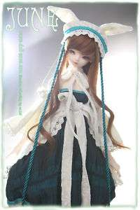 JUNE DollZone girl doll super dollfie size bjd 1/3