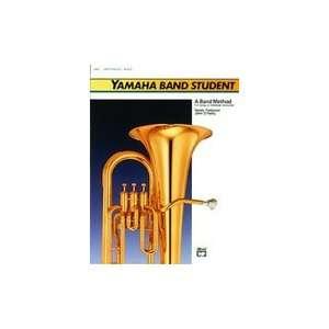 Alfred Publishing 00 3935 Yamaha Band Student, Book 2