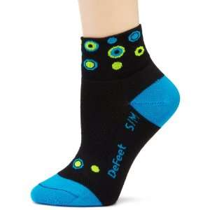 DeFeet Womens Aerator Dottie Sock