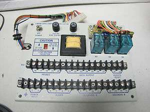 LIQUID LEVEL CONTROL CONTROLLER DISPLAY LLC 101 LLC101 5971 |
