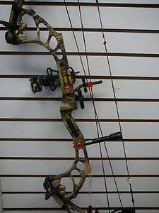 NEW  PSE Omen Pro Compound Bow R/H 60# 2011