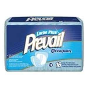 First Quality Prevail Pant Liner Plus Elastic Large 16/bag