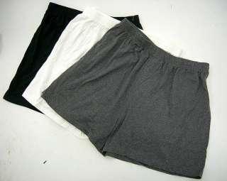 Bill Blass 100% Cotton Knit Boxer Shorts