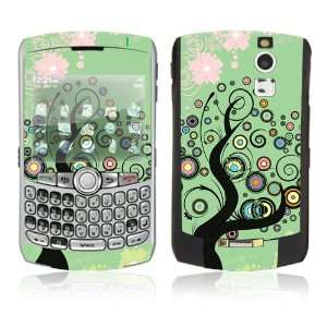 BlackBerry Curve 8350i Decal Skin   Girly Tree Everything