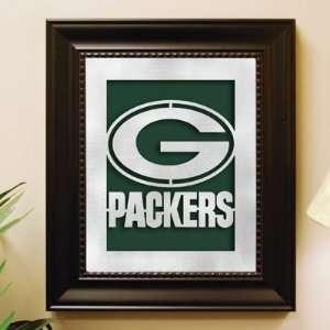 NFL Green Bay Packers Laser Cut Logo Wall Art Everything