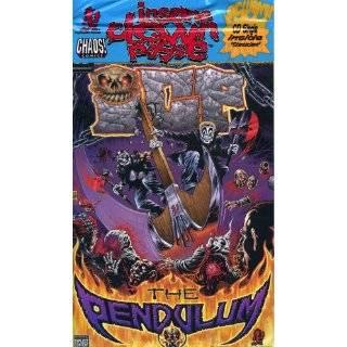 INSANE CLOWN POSSE The Pendulum #10 Comic & CD NEW ICP