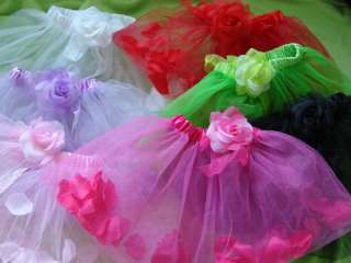 WHOLESALE TUTU petal Skirt baby infant toddler girl