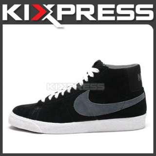 Nike Blazer SB Black/Light Graphite