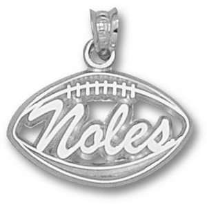 Florida State Seminoles FSU NCAA Sterling Silver Charm