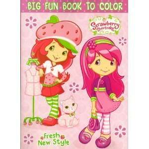 Big Fun Book to Color ~ Fresh New Style American Greetings Books