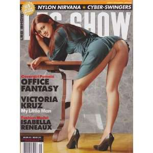 Sept 2008 Leg Show Magazine: Jessica Michaels: Books