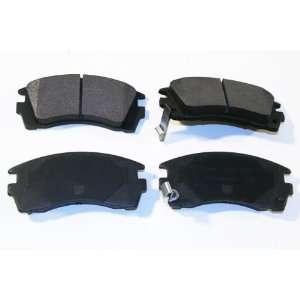 Prime Choice Auto Parts SMK509 Premium New Semi Metallic Front Brake