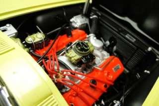 427 Made)1967 Chevy Corvette StingRay Sports Car Franklin 1:12