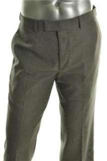 Perry Ellis Portfolio NEW Mens Black Trousers BHFO Pants 32/30