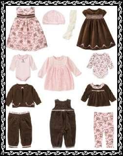 GYMBOREE Holiday Teddy Bears Dress Pants Top Romper NWT