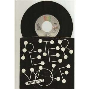 Lights Out; Poor Girls Heart: Peter Wolf: Music