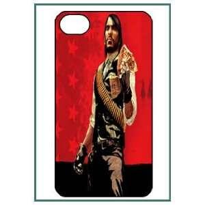 Redemption Game iPhone 4 iPhone4 Black Designer Hard Case