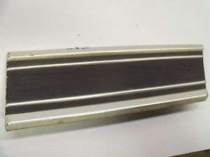 69 70 71 72 CHEVY PICKUP LOWER FENDER MOLDING