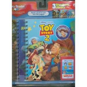 Story Reader 3 Pack Disney Pixar (9781412735506) Books