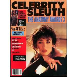 CELEBRITY SLEUTH MAGAZINE vol 4 #5: celebrity sleuth: Books