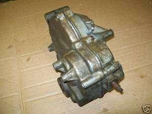 gearcase transmission halves cases polaris 3231551
