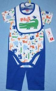 NEW Baby & Toddler Boys Outfits  0/3 Mo 3/6 Mo 6/9 Mo 12 Mo 18 Mo
