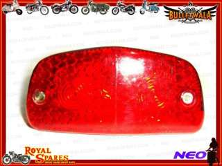 VINTAGE EARLY 1960s STOP/TAIL LAMP ASSLY ROYAL ENFIELD