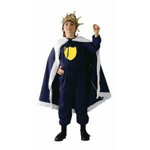 King   Blue, Child Large Costume Toys & Games