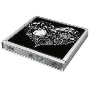 New External Slim 8X DVDRW White   ENAU608101