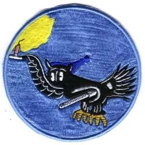 420th Night Fighting Squadron 5 Patch Office Products