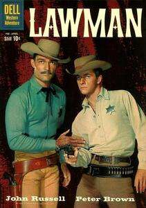 & Lawman   Comics Books on DVD   TV Western Golden Age Cowboy