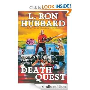 Mission Earth Volume 6 Death Quest L. Ron Hubbard
