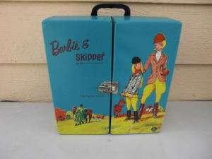 Equestrienne Barbie & Skipper Case/Trunk ~ RARE