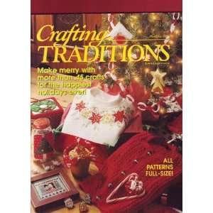 15, No. 2, November/December 1996) Editors of Crafting Traditions