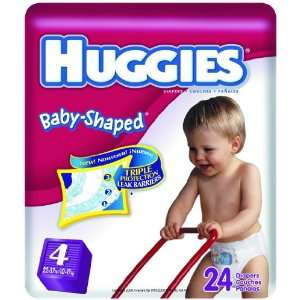 Huggies Snug & Dry Disposable Diapers, Huggies Snug N Dry Unsx Sz5 Dc