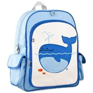 Beatrix New York Big Kid Lucas the Whale Backpack (Ages 5