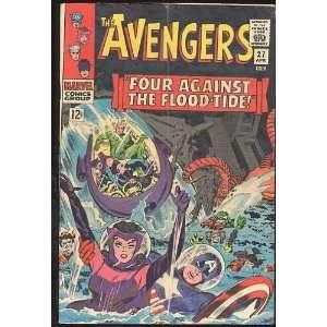 Avengers, v1 #27. Apr 1966 [Comic Book] Marvel (Comic
