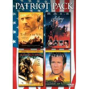 Of The Sun Special Edition / Black Hawk Down / Glory) Mel Gibson