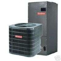 Goodman 5 Ton 80% AFUE Gas Furnace & Air Conditioner AC